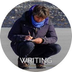 Leonie Bonniwell Writing